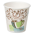 DIXIE FOOD SERVICE DXE5310DX Hot Cups, Paper, 10oz, Coffee Dreams Design, 500/carton