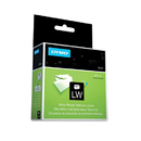 DYMO DYM30330 Labelwriter Return Address Labels, 3/4 X 2, White, 500 Labels/roll