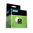DYMO DYM30856 Name Badge Insert Labels, 2-7/16 X 4-3/16, White, 250/box