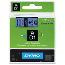 DYMO DYM45016 D1 High-Performance Polyester Removable Label Tape, 1/2