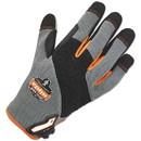 ergodyne 17044 ProFlex 710 Heavy-Duty Utility Gloves, Gray, Large, 1 Pair
