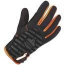 ergodyne 17174 ProFlex 812 Standard Utility Gloves, Black, Large, 1 Pair