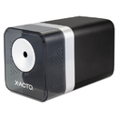 X-Acto 1744LMR Power3 Office Electric Pencil Sharpener, Black