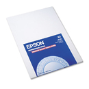 Epson EPSS041288 Premium Photo Paper, 68 Lbs., High-Gloss, 11-3/4 X 16-1/2, 20 Sheets/pack