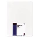 EPSON AMERICA EPSS045037 Exhibition Fiber Paper, 13 X 19, White, 25 Sheets