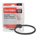 Sanitaire 66100 Upright Vacuum Replacement Belt, Round Belt, 2/Pack