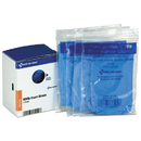 First Aid Only FAE-6102 Refill for SmartCompliance General Business Cabinet, Nitrile Exam Gloves, 4Pr/Bx