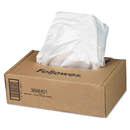 Fellowes FEL3608401 Automax Shredder Waste Bags, 16-20 Gal, 50/ct