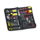 FELLOWES MANUFACTURING FEL49106 55-Piece Computer Tool Kit In Black Vinyl Zipper Case