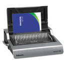 FELLOWES MANUFACTURING FEL5218301 Galaxy Electric Comb Binding System, 500 Sheets, 19 5/8 X 17 3/4 X 6 1/2, Gray