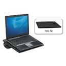 Fellowes FEL8030401 Laptop Riser, Non-Skid, 15 X 10 3/4 X 5/16, Black