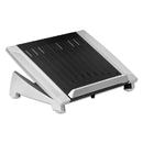 FELLOWES MANUFACTURING FEL8036701 Office Suites Laptop Riser Plus, 15 1/8 X 11 3/8 X 6 1/2, Black/silver