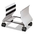FELLOWES MANUFACTURING FEL91781 Premium Cpu Stand, 8w X 9d X 9-1/2h, Platinum