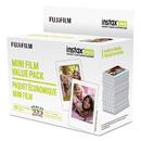 Fujifilm 600016111 Instax Mini Film, 800 ASA, 60-Exposure Roll
