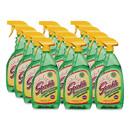 Sparkle FUN30345CT Green Formula Glass Cleaner, 33.8 oz Bottle, 12/Carton