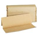GEN GEN1508 Folded Paper Towels, Multifold, 9 X 9 9/20, Natural, 250 Towels/pk, 16 Packs/ct