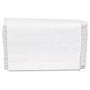 GEN GEN1509 Folded Paper Towels, Multifold, 9 X 9 9/20, White, 250 Towels/pack, 16 Packs/ct