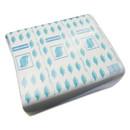 GEN GENNAPKDINW Dinner Napkins, 2-Ply, 15 x 17, White, 150/Pack, 20 Packs/Carton