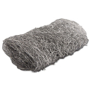 Gmt GMA117007 Industrial-Quality Steel Wool Hand Pad, #4 Extra Coarse, 16/pack, 192/carton