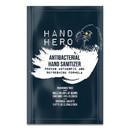 HAND HERO GN1H17011BX Antibacterial Sachet Gel Hand Sanitizer, 0.07 oz, 50/Box