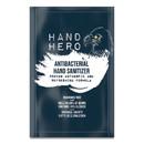 HAND HERO GN1H17011CT Antibacterial Sachet Gel Hand Sanitizer, 0.07 oz, 50/Box, 48 Boxes/Carton
