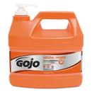 GO-JO INDUSTRIES GOJ095504CT Natural Orange Pumice Hand Cleaner, Orange Citrus, 1gal Pump, 4/carton