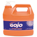 GO-JO INDUSTRIES GOJ095504EA Natural Orange Pumice Hand Cleaner, Orange Citrus, 1gal Pump