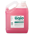 Gojo GOJ180704 Bulk Pour All-Purpose Pink Lotion Soap, Floral, 1gal Bottle, 4/carton