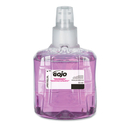 Gojo GOJ191202EA Antibacterial Plum Foam Hand Wash, 1200ml, Plum Scent, Clear Purple