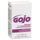Gojo GOJ2217 Nxt Deluxe Lotion Soap W/moisturizers, Floral, Pink, 2000ml Refill, 4/carton