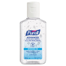 PURELL GOJ39012C250 Advanced Instant Hand Sanitizer Gel, 1 Oz Bottle, Lemon Scent, 250/case