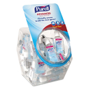 Purell GOJ390136BWL Advanced Instant Hand Sanitizer Gel, 1 Oz Bottle, Lemon Scent, 36/bowl,1 Bowl/ct
