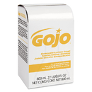 GO-JO INDUSTRIES GOJ910212CT Enriched Lotion Soap Bag-In-Box Refill, Herbal Floral, 800ml, 12/carton