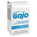 GO-JO INDUSTRIES GOJ911212CT Lotion Skin Cleanser Refill, Floral, Liquid, 800ml Bag, 12/carton