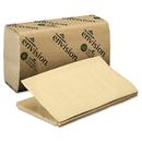 Georgia Pacific Professional GPC23504 1 Fold Paper Towel, 10 1/4 X 9 1/4, Brown, 250/pack, 16 Packs/carton