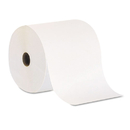 Georgia Pacific Professional GPC26601 Nonperforated Paper Towel Rolls, 7 7/8 X 800ft, White, 6 Rolls/carton
