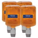 Georgia Pacific Professional 43819 Pacific Blue Ultra Manual Dispenser Refill, 1200 mL, Pacific Citrus, 4/Carton