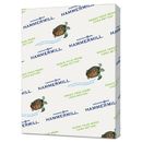 Hammermill HAM102210 Recycled Colored Paper, 20lb, 8 1/2 X 11, Cherry, 500 Sheets/ream