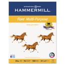 HAMMERMILL/HP EVERYDAY PAPERS HAM103267 Fore Mp Multipurpose Paper, 96 Brightness, 20lb, 8-1/2x11, White, 5000/carton