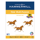HAMMERMILL/HP EVERYDAY PAPERS HAM103283 Fore Mp Multipurpose Paper, 96 Brightness, 24lb, 8-1/2 X 11, 5000/carton