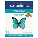 HAMMERMILL/HP EVERYDAY PAPERS HAM104604 Laser Print Office Paper, 98 Brightness, 24lb, 8-1/2 X 11, White, 500 Sheets/rm