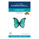 HAMMERMILL/HP EVERYDAY PAPERS HAM104612 Laser Print Office Paper, 98 Brightness, 24lb, 8-1/2 X 14, White, 500 Sheets/rm