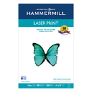 HAMMERMILL/HP EVERYDAY PAPERS HAM104620 Laser Print Office Paper, 98 Brightness, 24lb, 11 X 17, White, 500 Sheets/ream