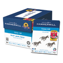 HAMMERMILL/HP EVERYDAY PAPERS HAM162008 Everyday Copy And Print Paper, 92bright, 20lb, Letter, 500 Shts/ream, 10 Ream/ct