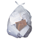 Heritage HERH8647HC Low-Density Can Liners, 55 Gal, 0.7 Mil, 43 X 47, Clear, 100/carton