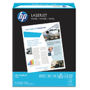 HAMMERMILL/HP EVERYDAY PAPERS HEW112400 Laserjet Paper, 98 Brightness, 24lb, 8-1/2 X 11, Ultra White, 500 Sheets/ream