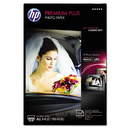 Hp HEWCR666A Premium Plus Photo Paper, 80 Lbs., Soft-Gloss, 4 X 6, 100 Sheets/pack