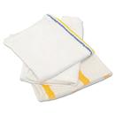 Hospital Specialty HOS53425BP Counter Cloth/bar Mop, Value Choice, White, 25 Pounds/bag