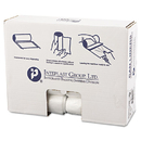 Inteplast Group IBSS303713N High-Density Can Liner, 30 X 37, 30gal, 13mic, Clear, 25/roll, 20 Rolls/carton