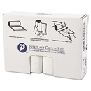 Inteplast Group IBSS334017N High-Density Can Liner, 33 X 40, 33gal, 17mic, Clear, 25/roll, 10 Rolls/carton